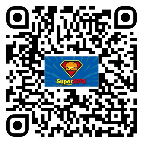 qr-Code Hamburgueseria SupeStar