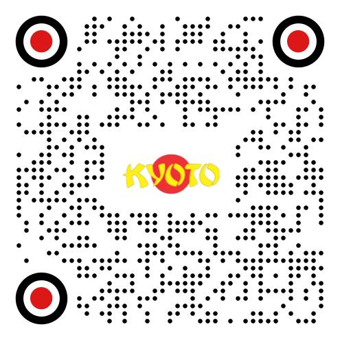 qr-Code Kyoto